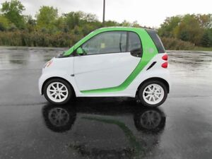 2014 Smart FORTWO ELECTRIC PASSION RWD