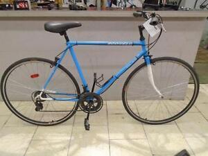 """Vélo de ville Ecovélo 21"""" - 0208-15"""
