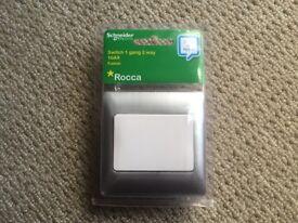Rocca 1 gang switch