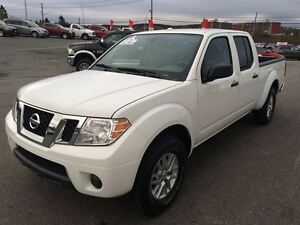 2016 Nissan Frontier SV, 4X4, V6, BOX LINER, POWER GROUP AC,