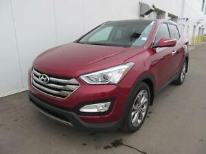 2013 Hyundai Santa Fe  2.0T LTD Leather/Nav/PanoramicSunroof