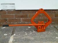 Kojack Hydraulic scissor jack -1000kg SWL