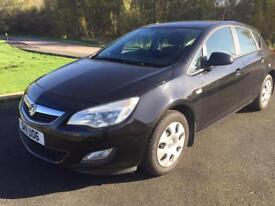 2011 Vauxhall Astra 1.4i Exclusive Hatchback 1 Owner Full Service History Air Con PX Possible