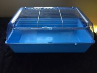 Pet cage for guinea pig/rabbit/degu/hedgehog