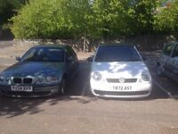 BMW and VOLKSWAGEN LUPO FOR QUICK SALE - BUY TOGETHER OR SEPERATE