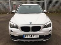 BMW X1 Sdrive, Auto Drive, Full BMW Service History, Rare wide screen Satnav, Excellent Condition