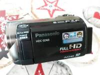 Panasonic Full HD Camcorder Excellent Condition
