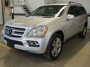2010 Mercedes-Benz GL-Class 350 BT, DIESEL, NAVIGATION, BACK UP