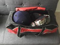 Men's cricket equipment