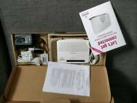 Plusnet router in box