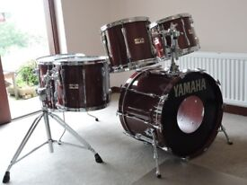 Vintage Yamaha 9000 Recording Custom Drums