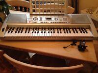 MIDI electric keyboard