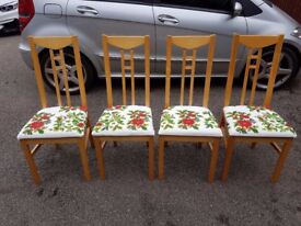 4 Ikea Aaron Chairs FREE DELIVERY 238
