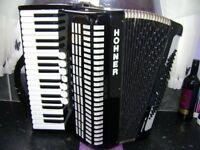 hohner 96 bass accordion