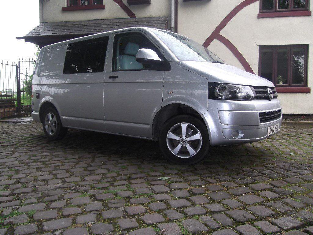 VW Volkswagen T5 Camper Van Surf Bus NEW CAMPER KONG CONVERSION