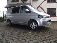 VW Volkswagen T5 Camper van/Surf bus