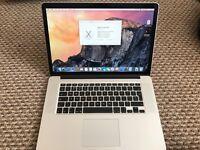MacBook Pro - Apple Warranty until 02/2018