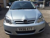 Toyota Corolla 2006 2.0 Diesel D-4D Colour Collection. HPI CLEAR Full 1 Year Mot.