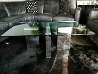 Glass / Mirror Coffee Table