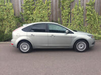 FORD FOCUS + 1.6 TDCI TITANIUM MODEL + 2010 PLATE + FULL SERVICE HISTORY