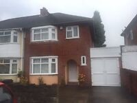 3 BED SEMI DETACHED| SMETHWICK| £695 pcm