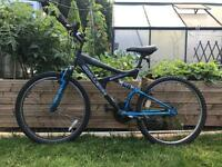 Challenge Dual Suspension Mountain Bike (FREE DELIVERY)