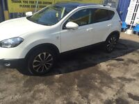 IMMACULATE NISSAN QASHQAI - RECENT SERVICE/BRAKES/TYRES FITTED