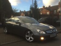 2008 Mercedes-Benz CLS 3.0 CLS320 CDI 7G-Tronic 4dr**ONLY 1 FORMER KEEPER FROM NEW**FACELIFT MODEL**