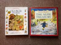 Two kids books with multiple stories
