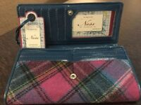 NESS WALLET/PURSE still labels on in. Grab a bargain for a Xmas present.