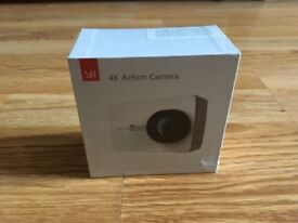Xiaomi Yi 4K Sports Action camera New sealed black