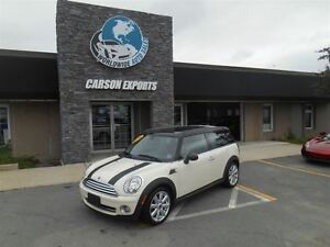2010 MINI Cooper Clubman GLASS ROOF!  FINANCING AVAILABLE