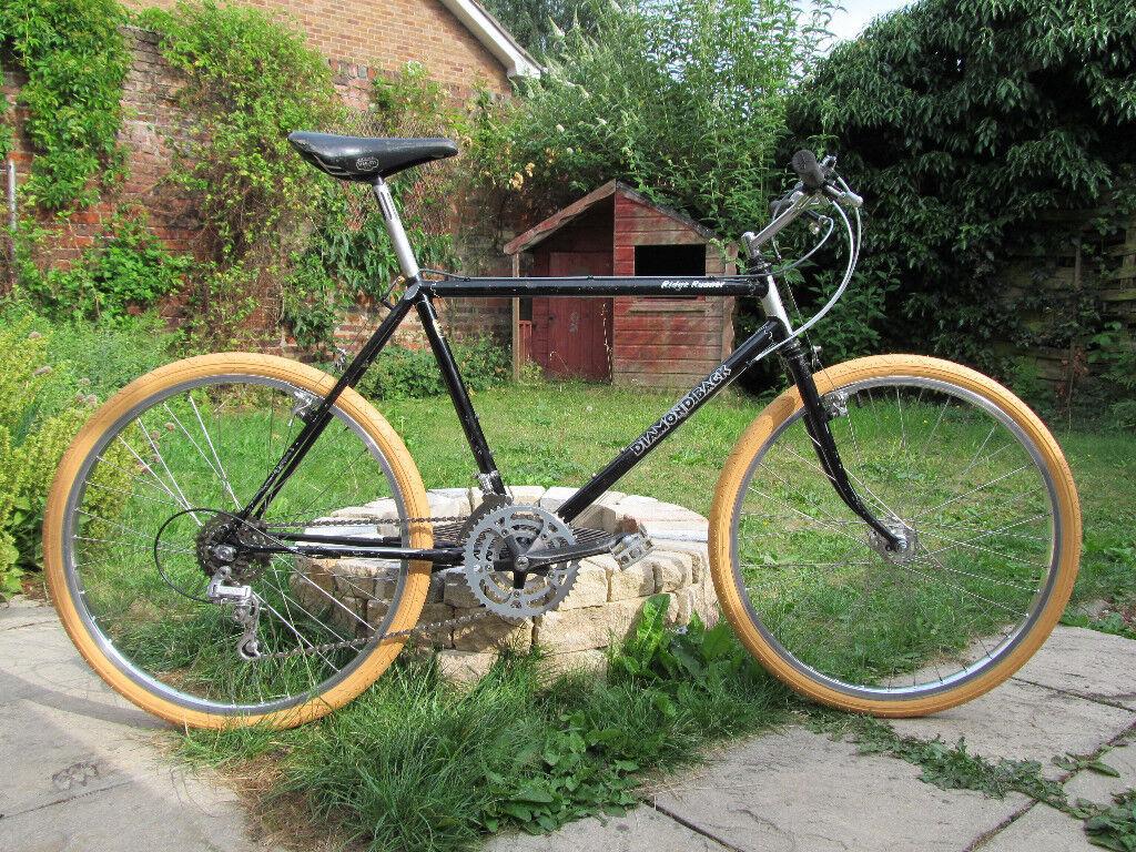 1982 20 Diamond Back Ridge Runner Mountain Bike