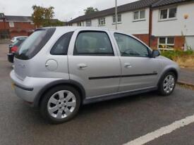 Vauxhall Cora's sxi 1.2l
