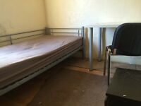 A bedroom in Rusholme for short term