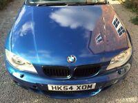 BMW 1 Series E87 120i 2004 Sydney Blue