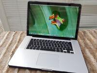 """MacBook Pro 15"""" (1680 x 1050) Quad i7 Swap a iMac"""