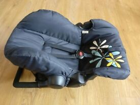 Baby Car Seat, Carrier by Hauck
