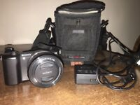 a5000 Sony DLR camera