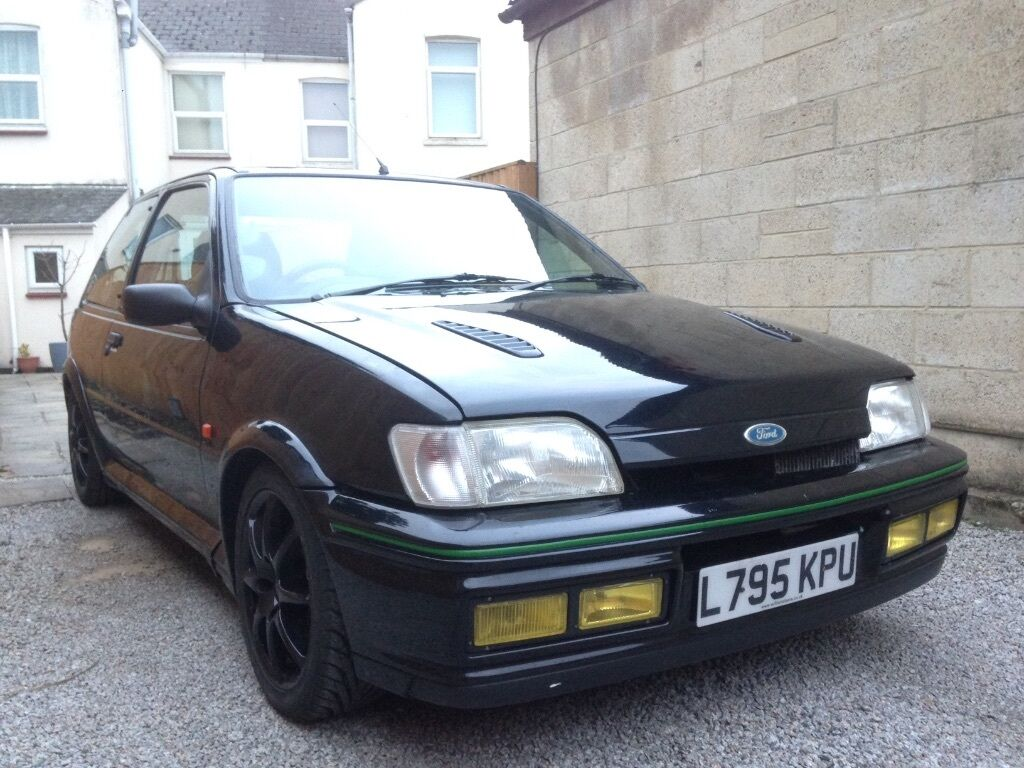 fiesta rs turbo xr2i in swindon wiltshire gumtree. Black Bedroom Furniture Sets. Home Design Ideas