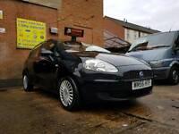 2007 Fiat Punto 1.2cc - 3 Months Warranty