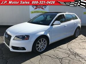 2010 Audi A3 2.0T, Automatic, Leather, Sunroof, AWD, 64,000km