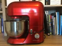Andrew James Stand Mixer Red