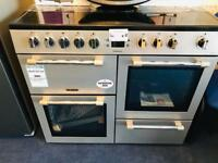 Leisure cookmaster 100cm electric range cooker, New , rrp at £992