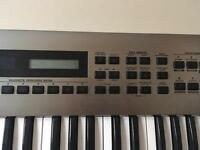 Roland rs-5 synth with hardcase