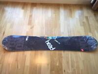 New Head Fusion Snowboard