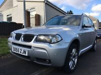 BMW x3 2.0d M Sport Xenon Bluetooth may swap for Audi Mercedes or BMW