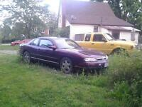 Used1997 Chevrolet Monte Carlo AS IS