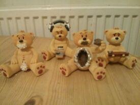 Bad Taste Bears 4- Collection