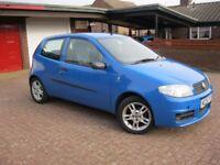 2005 Fiat Punto 1.2 Active Sport, 3Dr, 49k Miles, £575. (P/X Welcome)